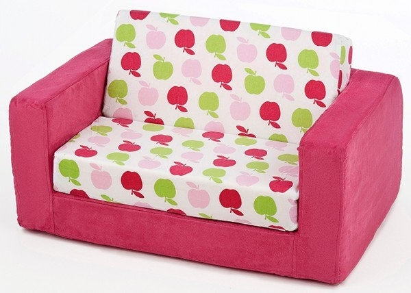 Preferred Flip Out Sofa For Kids In Update – New Flip Flop Sofa Designs From Teeny Me (View 9 of 10)