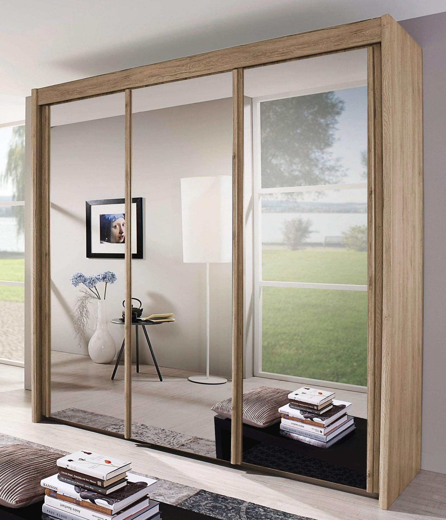 Preferred Imperial Wardrobes In Rauch Imperial Sliding Door Wardrobe – Wardrobes – Living Homes (View 12 of 15)