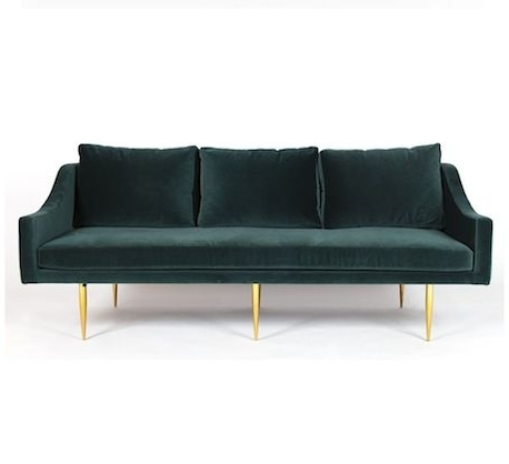 Preferred Organic Modernism :: Furniture : Sofas : Florence B Throughout Florence Sofas (View 9 of 10)