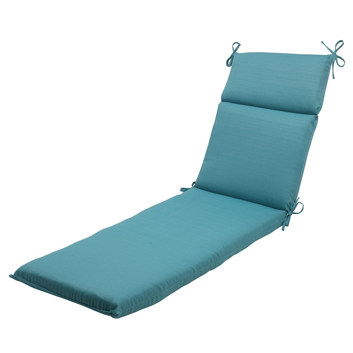 Preferred Outdoor Chaise Lounge Cushions In Amazon: Pillow Perfect Indoor/outdoor Forsyth Chaise Lounge (View 12 of 15)