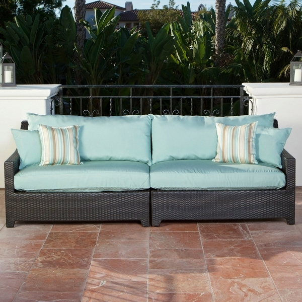 Preferred Patio Sofas Intended For Patio Gazebo On Patio Furniture And Luxury Patio Sofas – Home (View 10 of 10)