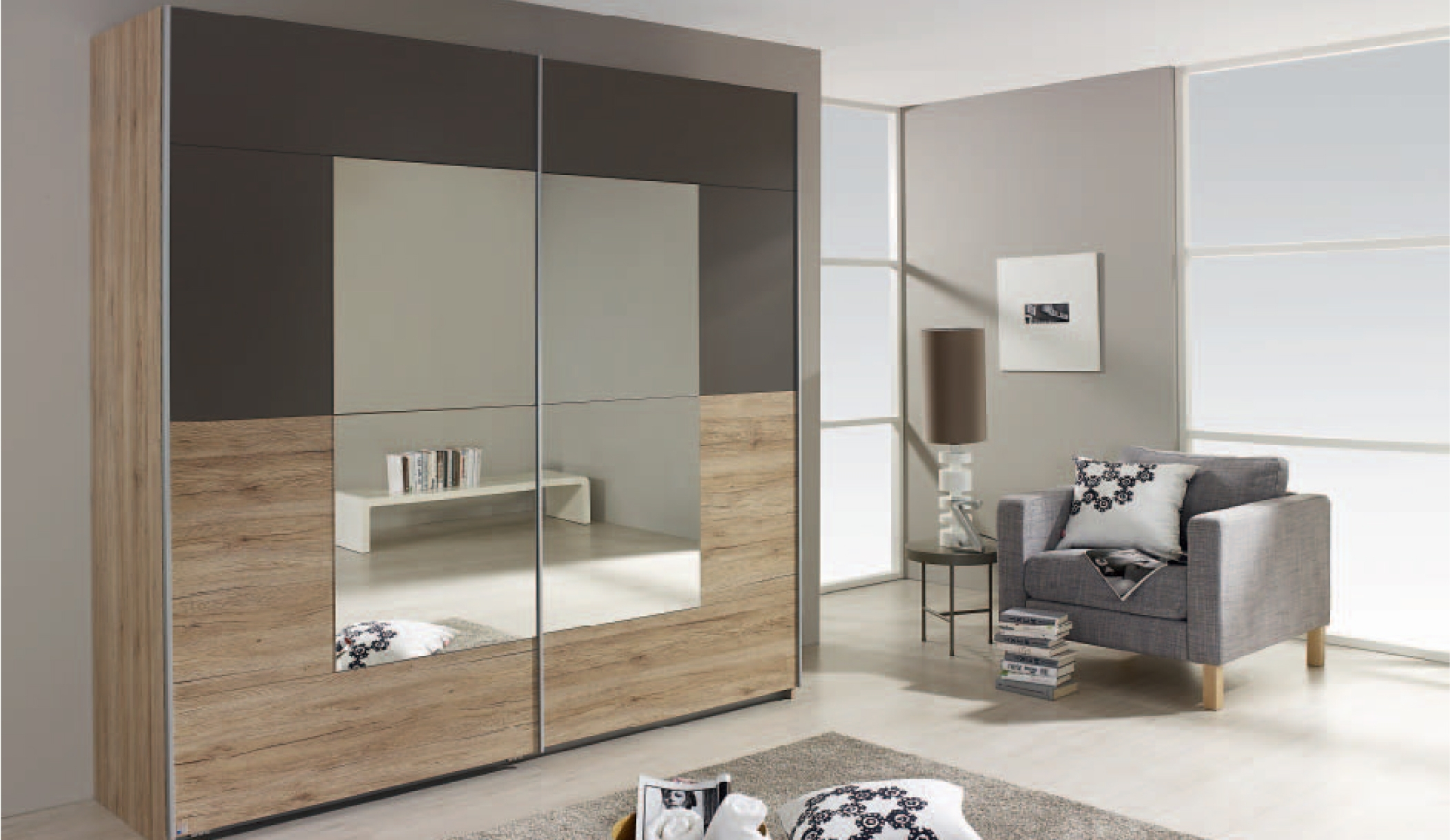 Preferred Rauch Sliding Wardrobes Within Rauch Hinged & Sliding Door Wardrobes – Bedroom Furniture (View 3 of 15)