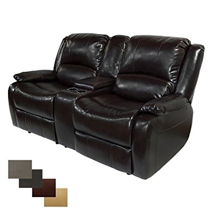 "Preferred Recliner Sofas In Amazon: Recpro Charles 67"" Double Rv Zero Wall Hugger Recliner (View 5 of 10)"