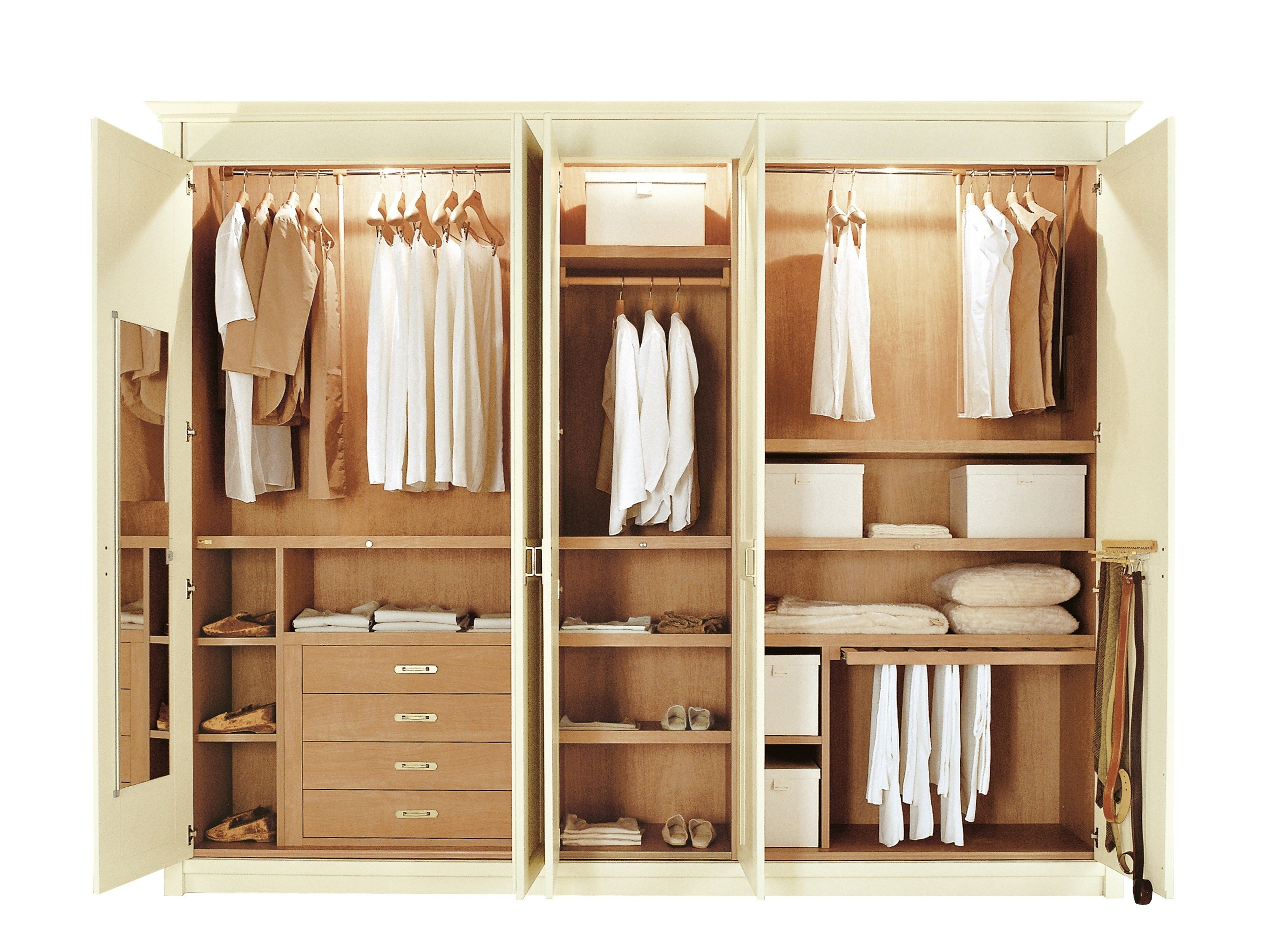 Preferred Richmond Wardrobes With Regard To Solid Wood Armoire Wardrobe Cheap Wardrobes Doors You Must See (View 4 of 15)