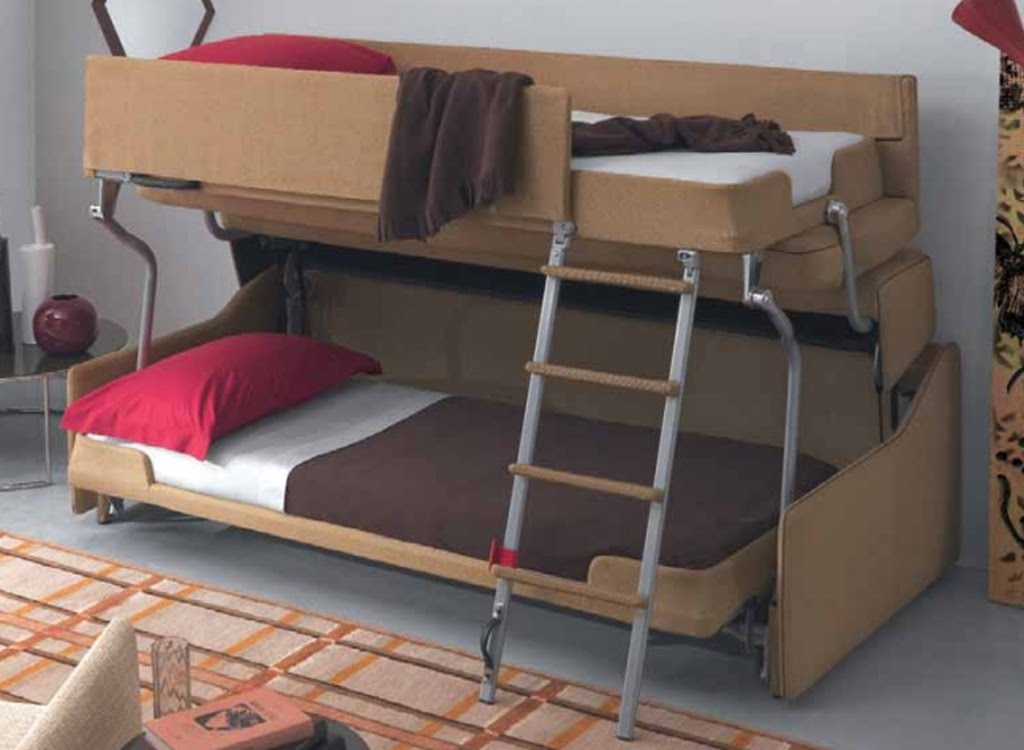 Preferred Sofa Bunk Beds Within Sofa Bunk Bed (View 5 of 10)