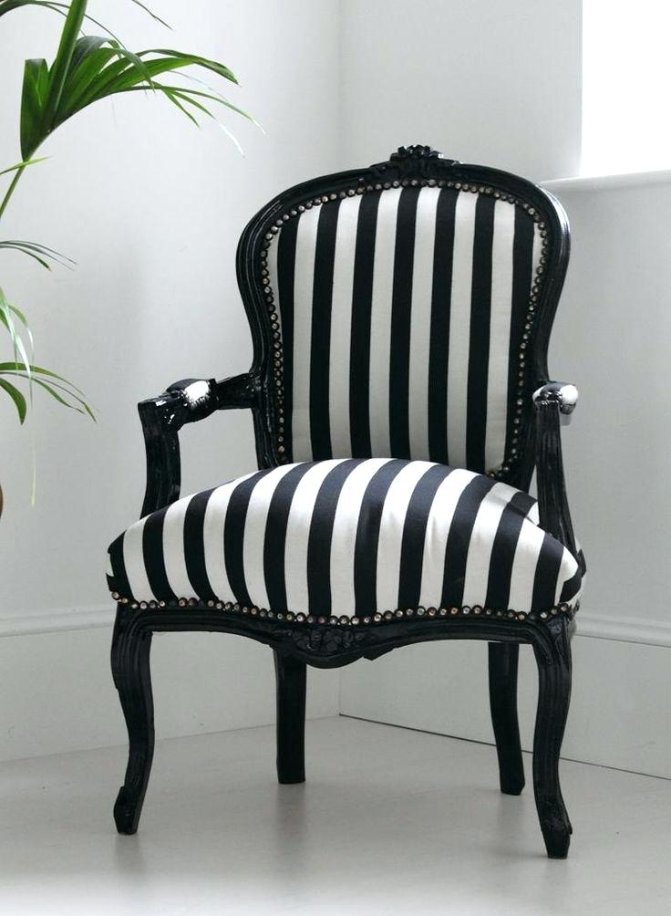 Preferred Striped Sofas And Chairs For Black And White Striped Furniture Living Room Black And White (View 5 of 10)