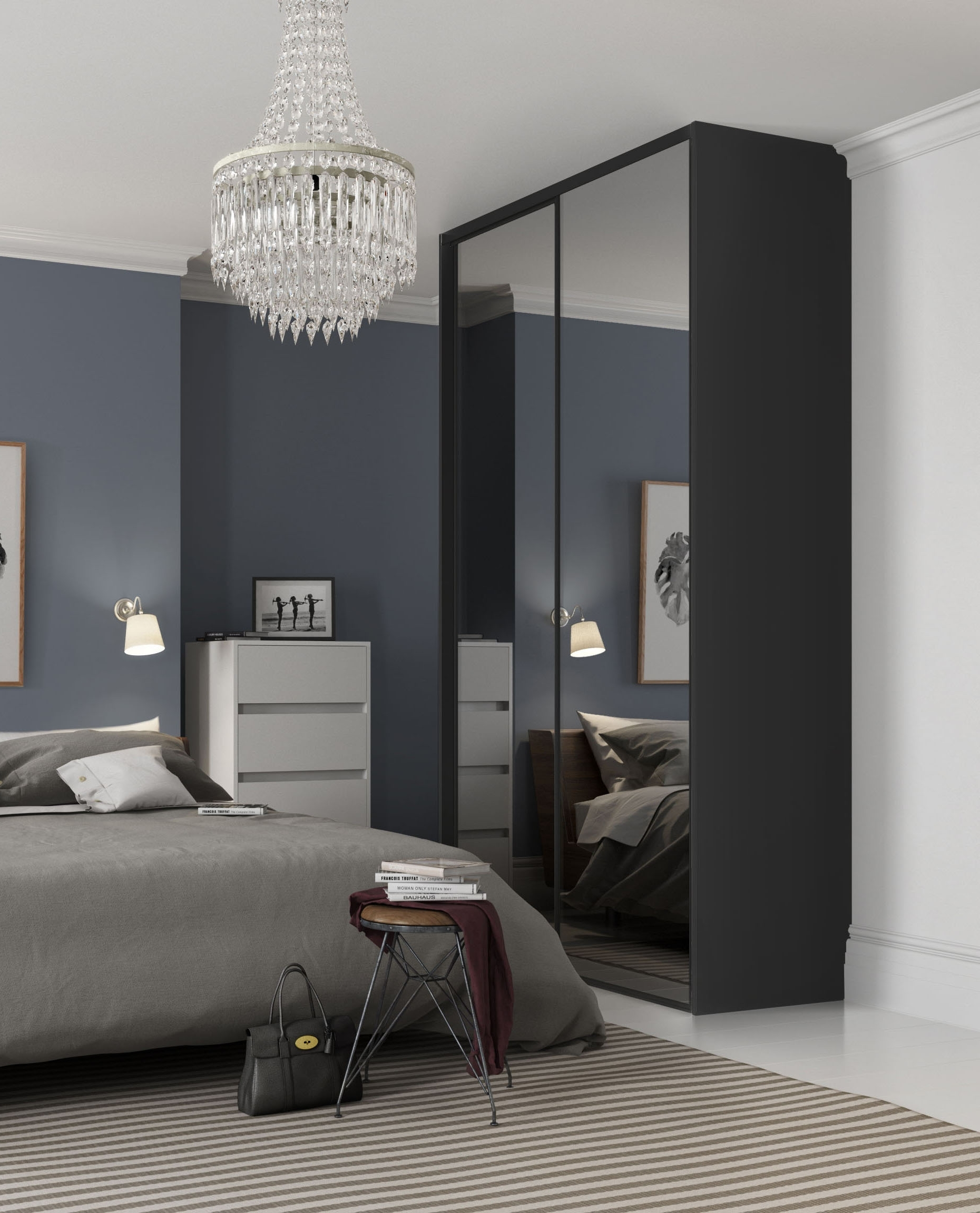 Preferred Wardrobe Chennai #wardrobe #wardrobes #wardrobedesign In Single Black Wardrobes (View 10 of 15)