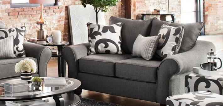 Preferred Well Suited Value City Furniture Sofas Gray At Sofa Sleeper With Regard To Value City Sofas (View 7 of 10)