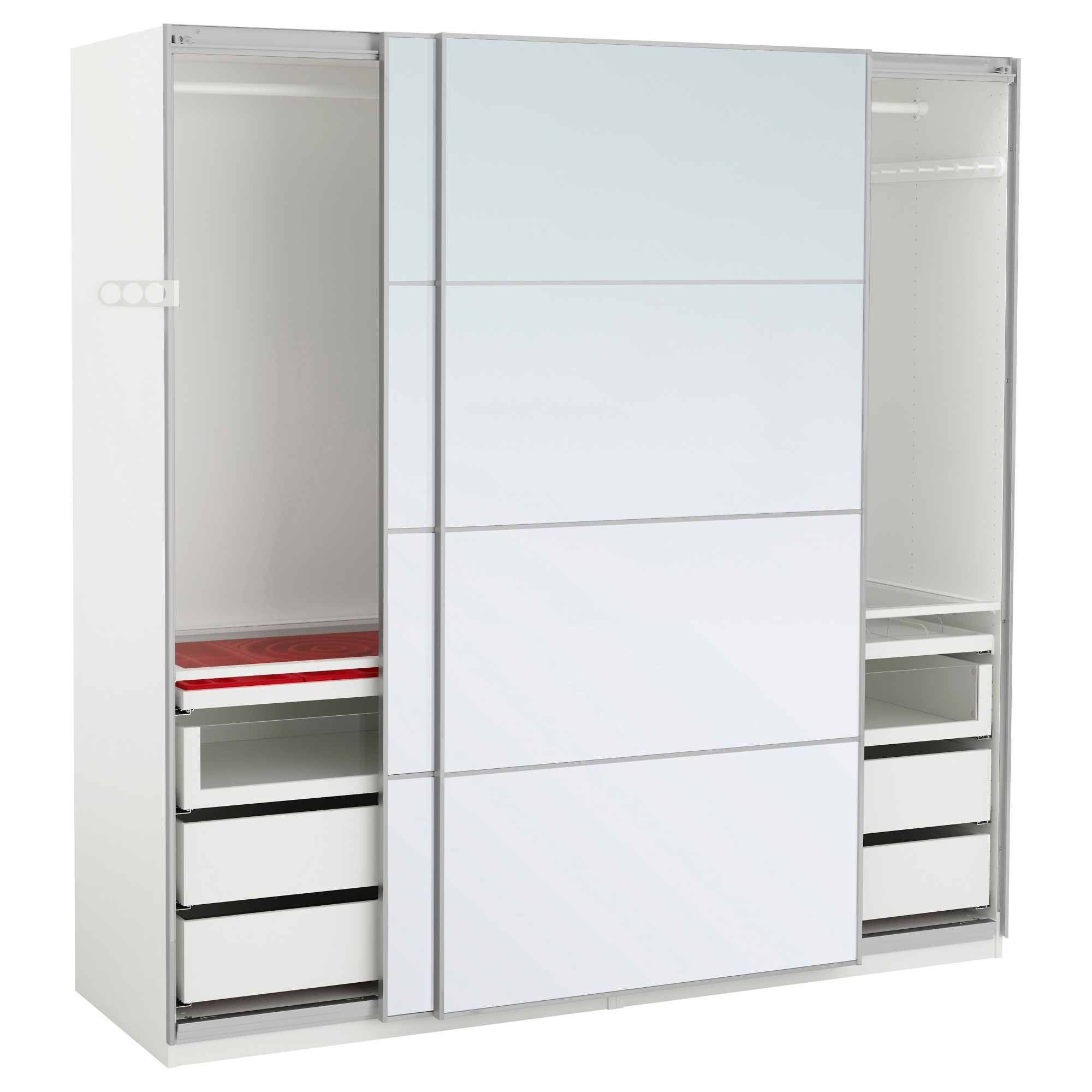 Preferred White Cheap Wardrobes With Fresh Cheap Fitted Wardrobes Ikea – Badotcom (View 11 of 15)
