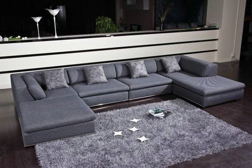 Projects To Try Throughout Modern U Shaped Sectionals (View 2 of 10)
