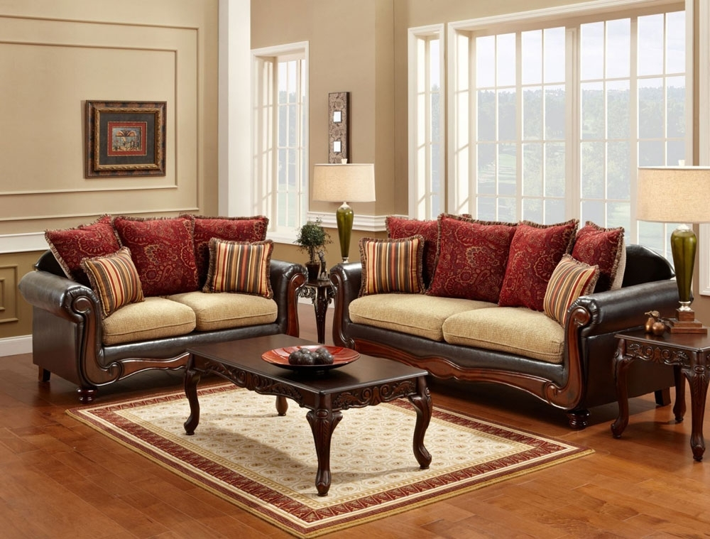 Provincial Sofas – French Provincial Sofa Regarding Most Recent Traditional Sofas And Chairs (View 2 of 10)