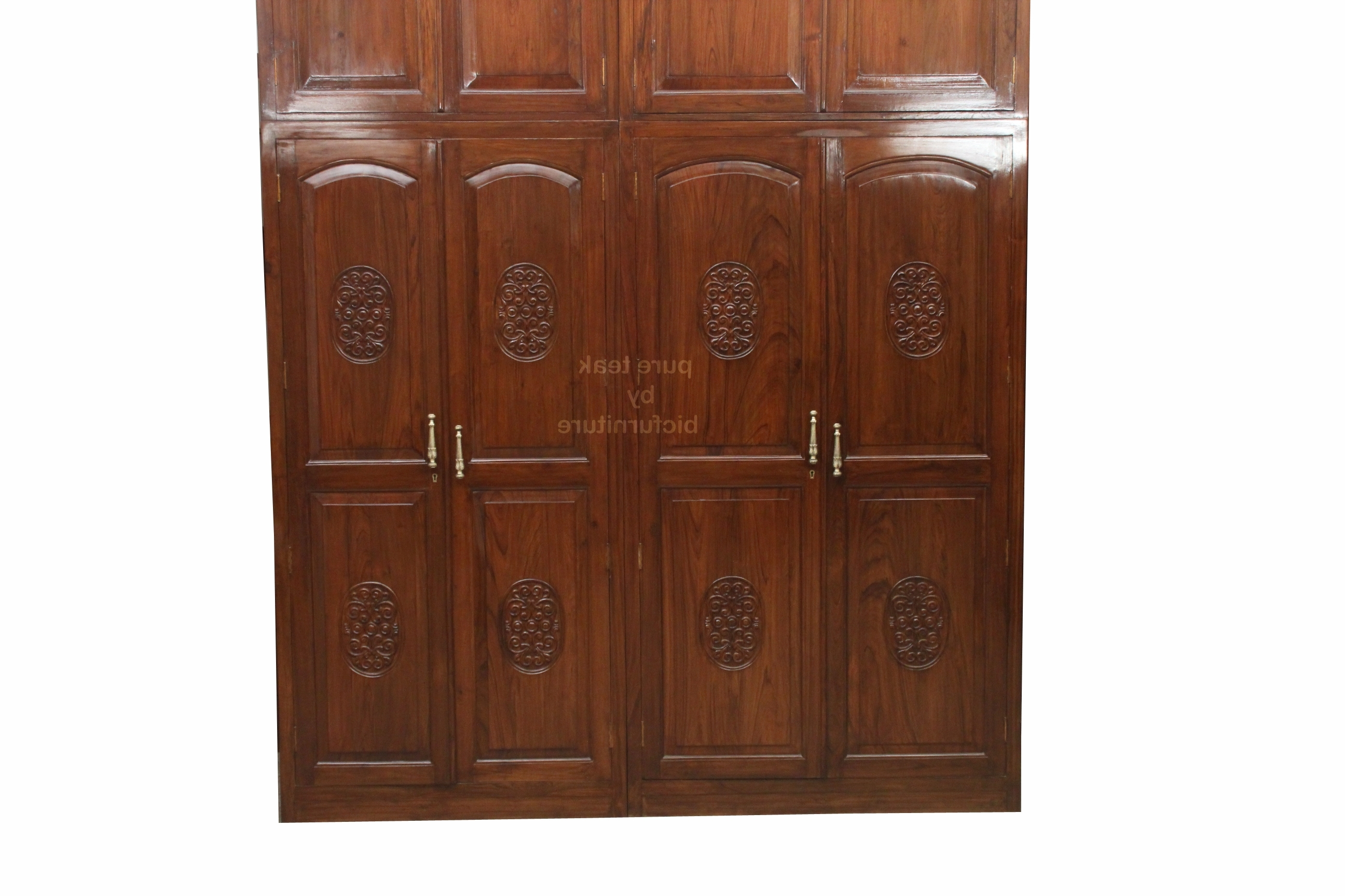 Quality Wooden Wardrobes In Mumbai (Gallery 13 of 15)