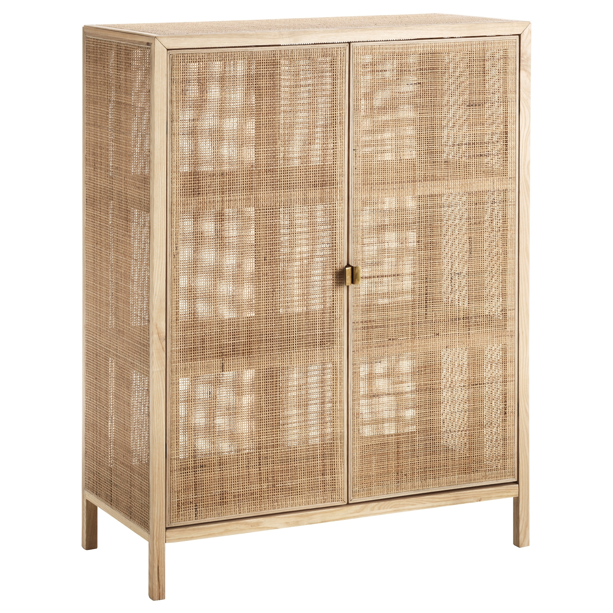 Rattan Wardrobes For Fashionable Stockholm 2017 Cabinet – Ikea (View 10 of 15)