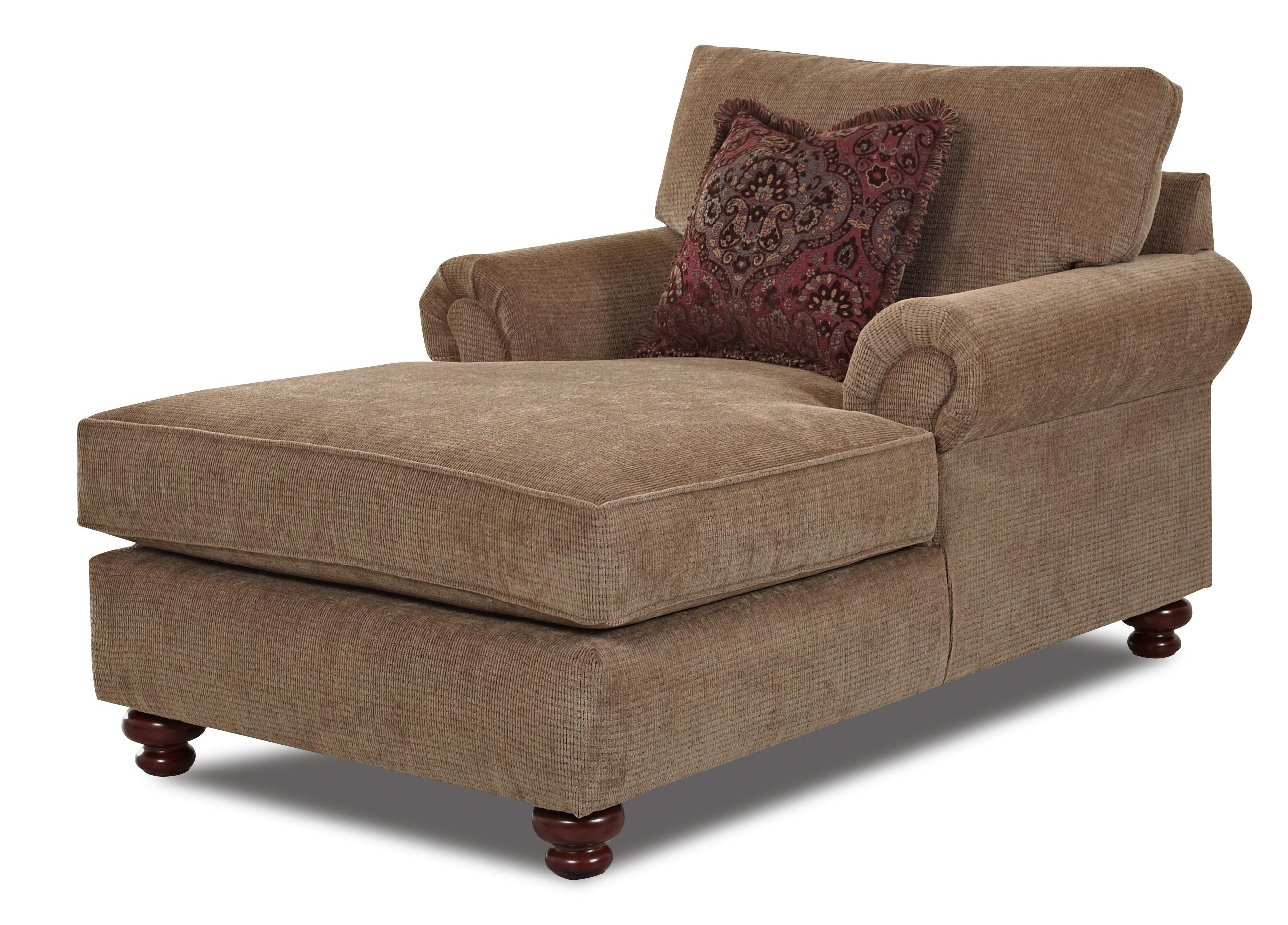 Recent Brown Chaise Lounge Chairs • Lounge Chairs Ideas Throughout Brown Chaise Lounges (View 11 of 15)