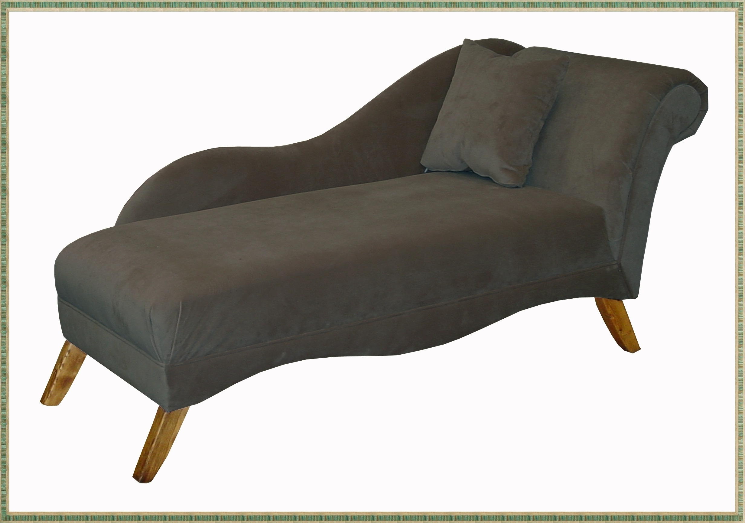 Recent Chaise Slipcovers With Regard To Slipcovers For Chaise Lounge Chair (View 9 of 15)