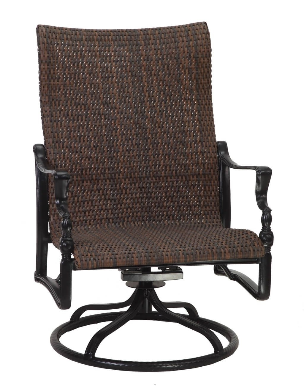 Recent Furniture: Exotic Swivel Rocker Wicker Chair Design For Outdoor Within Exotic Chaise Lounge Chairs (View 13 of 15)