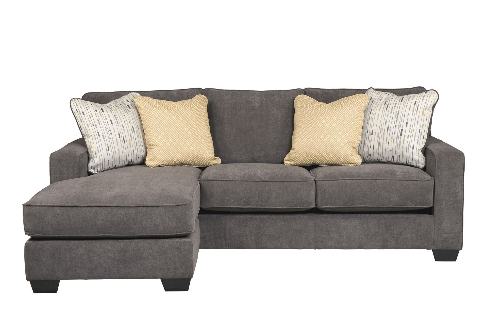 Recent Interesting Couch With Chaise Lounge Ideas – Youtube Throughout Grey Sofas With Chaise (View 13 of 15)