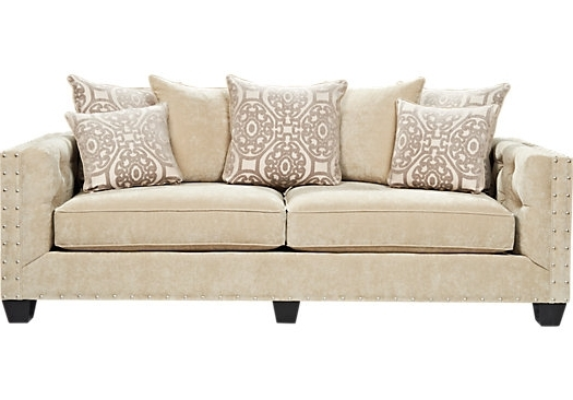 Recent Shop For A Cindy Crawford Home Sidney Road Sofa At Rooms To Go With Regard To Cindy Crawford Sofas (View 10 of 10)