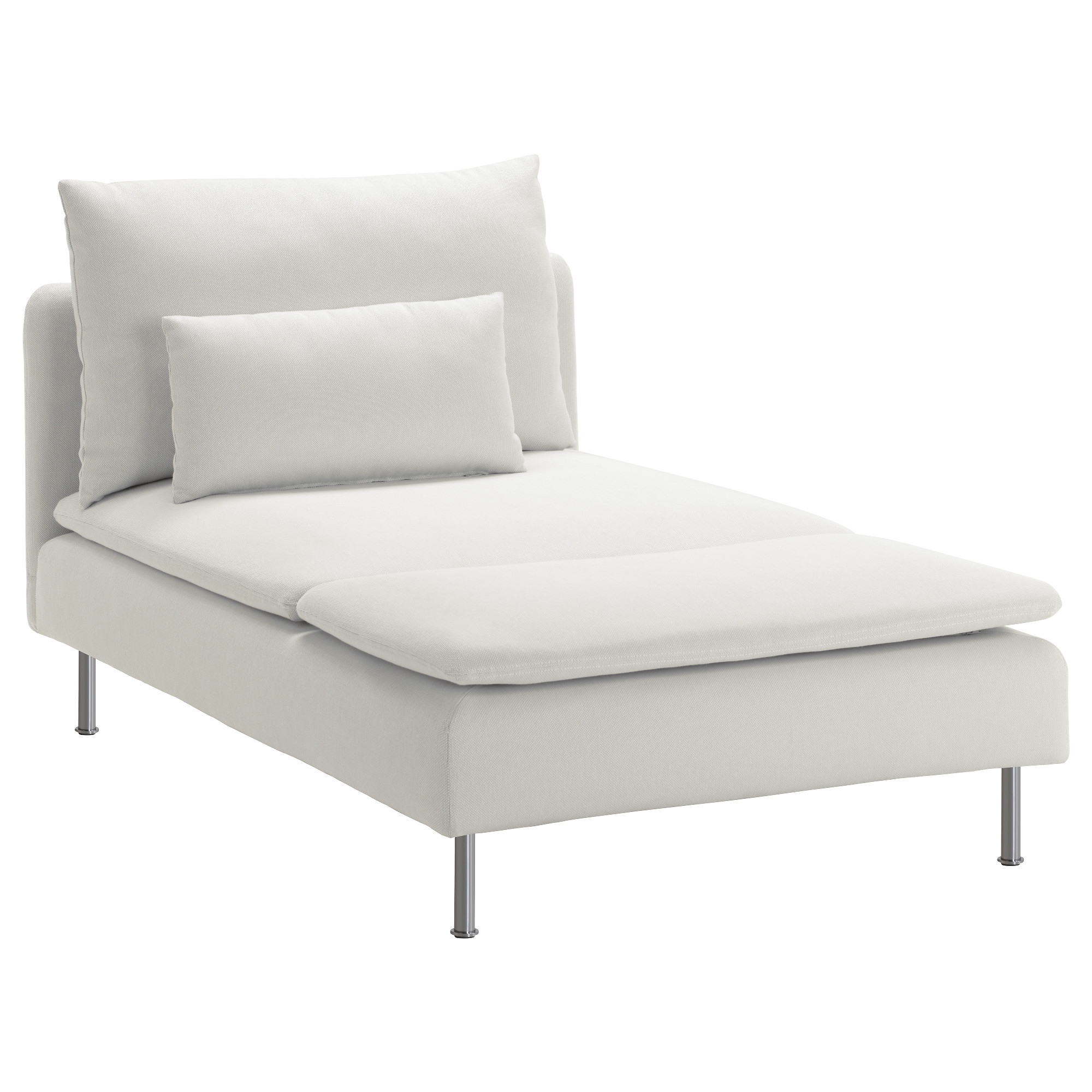 Recent Söderhamn Chaise – Samsta Light Pink – Ikea With Regard To Outdoor Ikea Chaise Lounge Chairs (View 13 of 15)