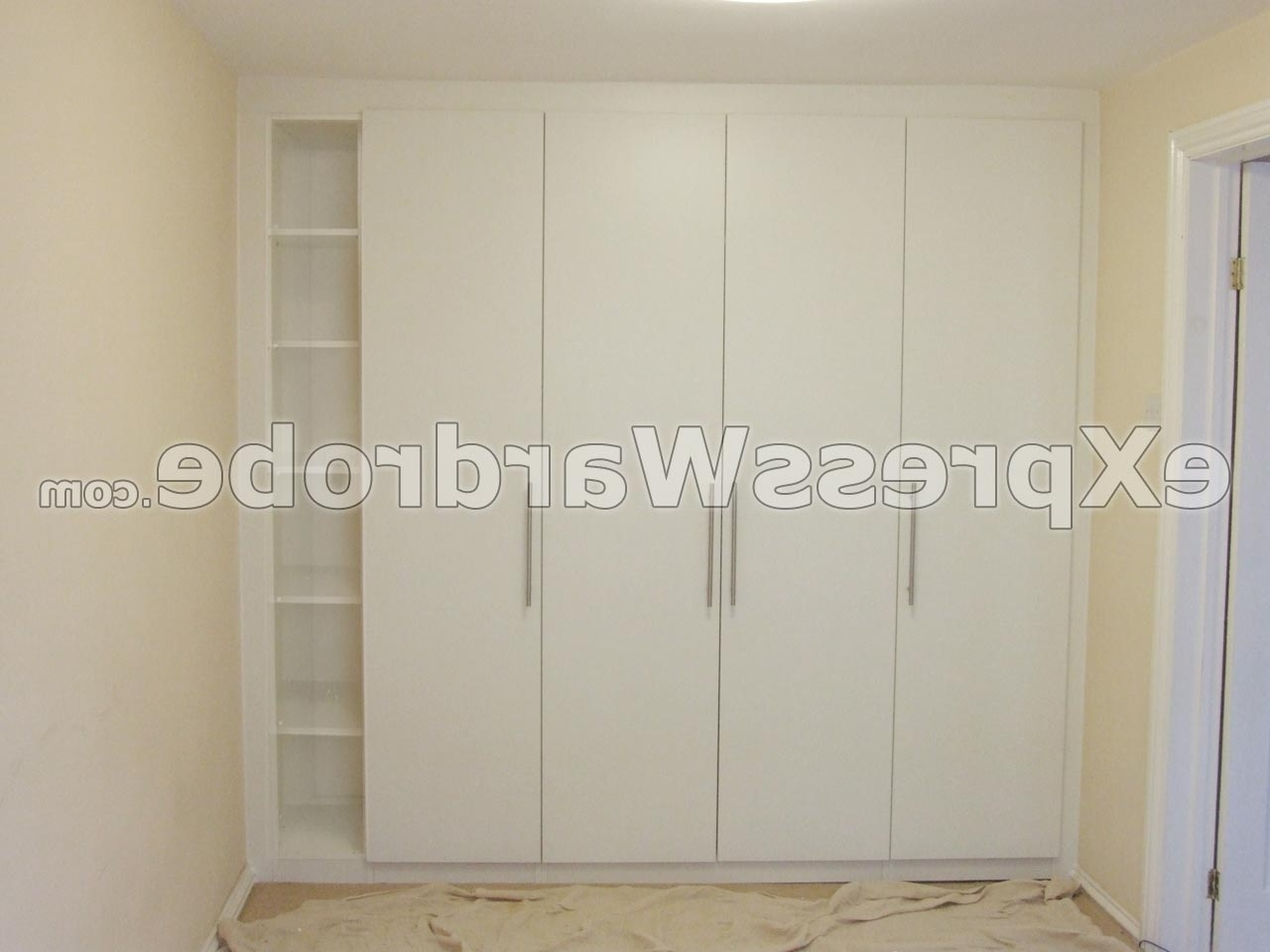 Recent Wardrobes Cheap With Cheap Fitted Funiture Wardrobe Alterations Bedroom – Lentine (View 7 of 15)