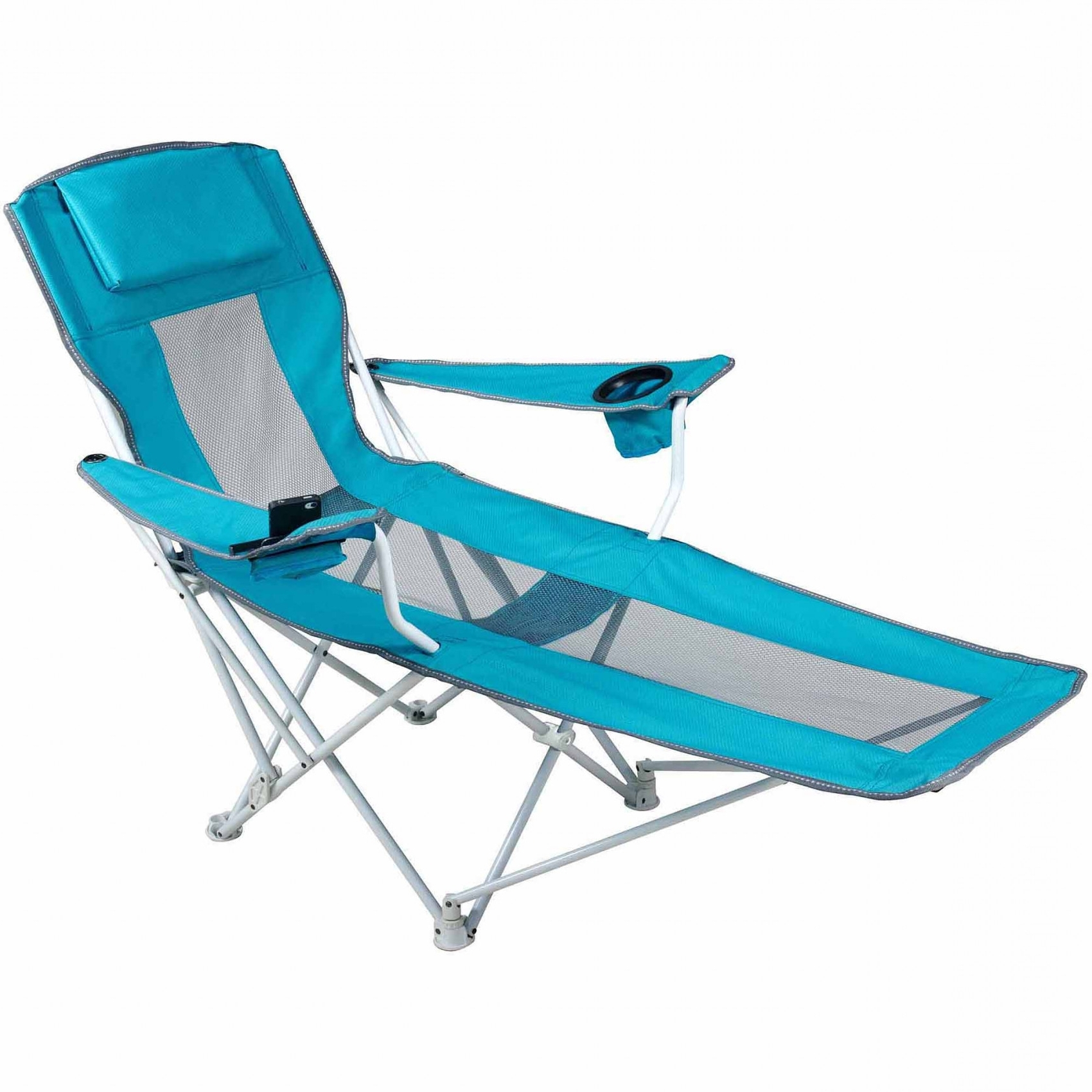 Reclining Beach Chairs In Inside Ostrich Chair Folding Chaise Lounges (View 9 of 15)