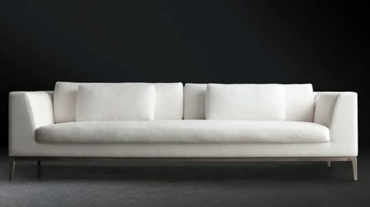 Restoration Hardware Is Going Modern In A Big Way With Rh Modern Within Latest Long Modern Sofas (View 9 of 10)