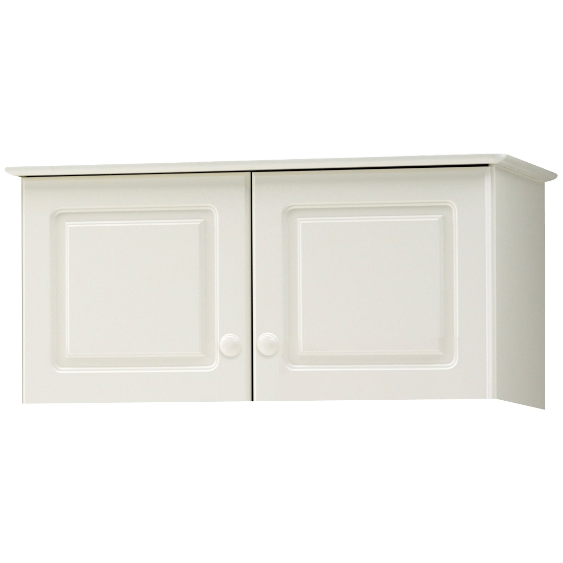 Richmond Wardrobe Topbox White – Simply Furniture Inside Recent Richmond Wardrobes (View 9 of 15)