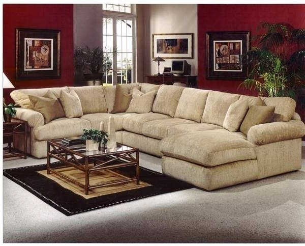 Robert Michael Fifth Avenue Sectional—feather & Down Filling At Pertaining To Widely Used Down Feather Sectional Sofas (View 6 of 10)