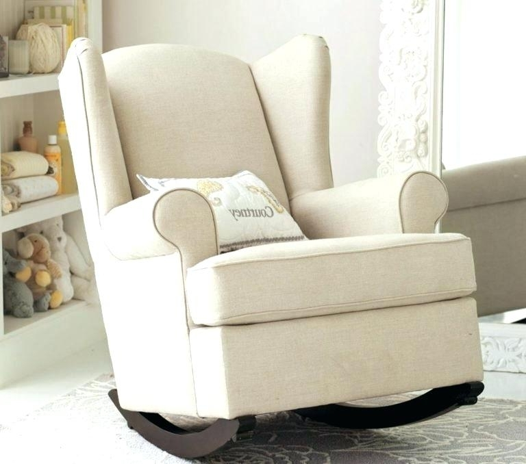 Rocking Sofa Chairs Within Preferred Kids Rocking Sofa Chair Kids Rocking Chair Sofa And Matching (View 6 of 10)