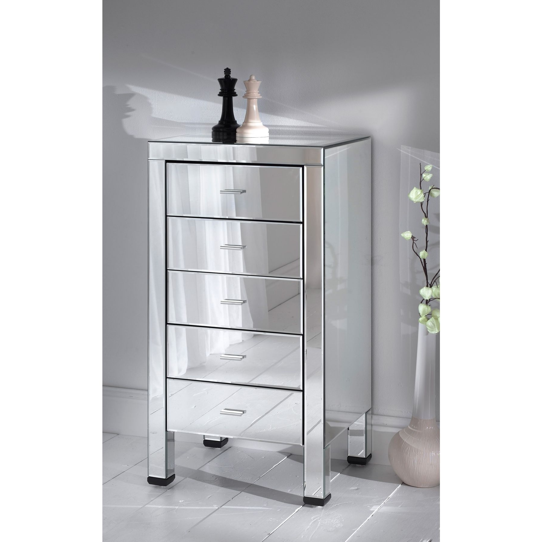 Romano Mirrored Wardrobes Intended For Best And Newest Romano Mirrored Bundle Deal #2 – French Furniture From Homesdirect (View 11 of 15)