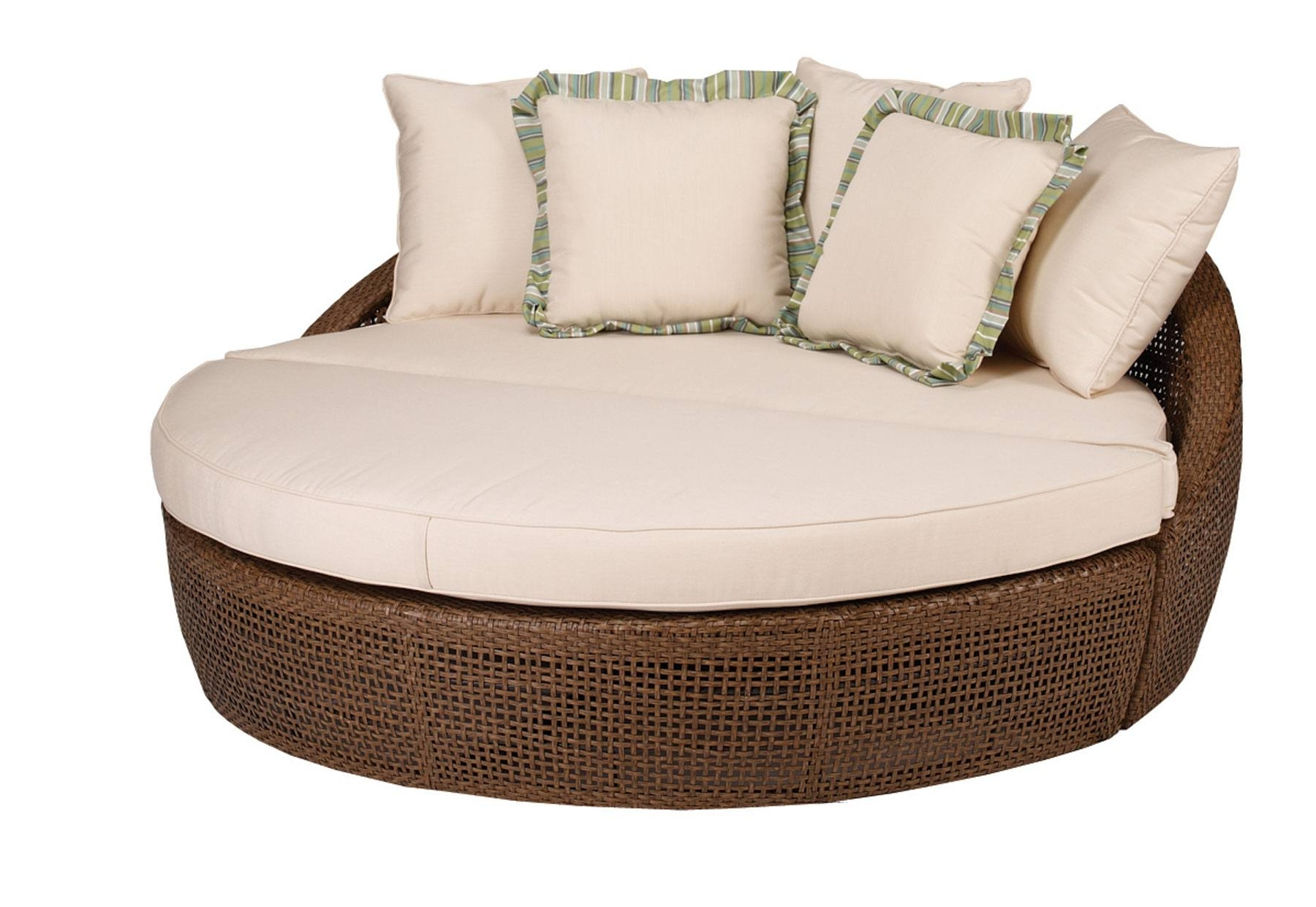 Round Chaise Lounge Chairs • Lounge Chairs Ideas With Current Round Chaise Lounges (View 8 of 15)