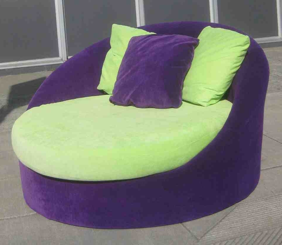 Round Chaise Lounge – Round Chaise Lounge Outdoor Furniture, Round Throughout Most Current Round Chaise Lounges (View 7 of 15)