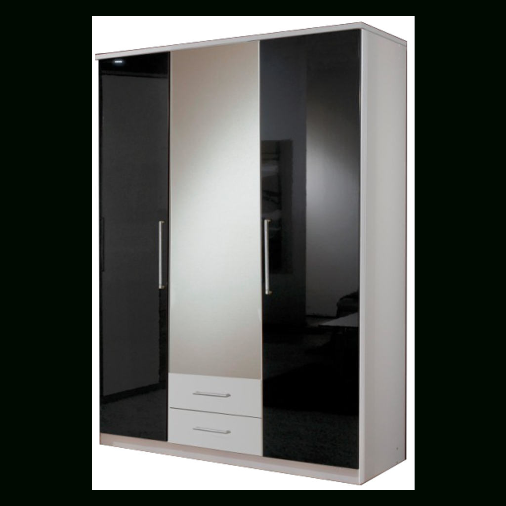 Sabba Furniture Intended For Black Gloss 3 Door Wardrobes (View 15 of 15)