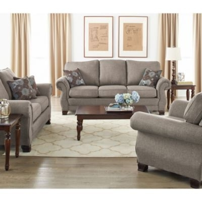 Sears Sofas With Most Current Hemmingway' Sofa – Sears (View 9 of 10)