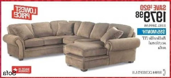 Sears Sofas Within Favorite Sears Sectional Sofa – Mforum (View 6 of 10)