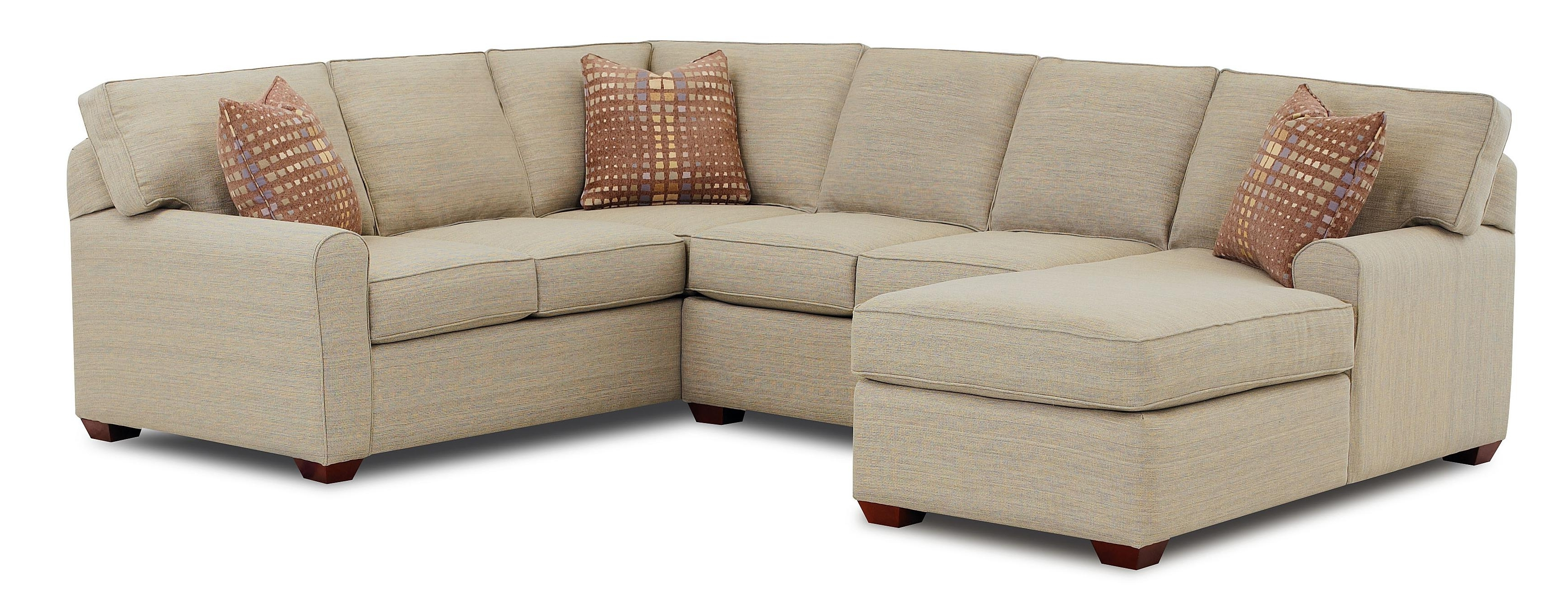 Sectional Chaise Sofas In 2018 Sectional Sofa With Left Facing Chaise Loungeklaussner (View 8 of 15)