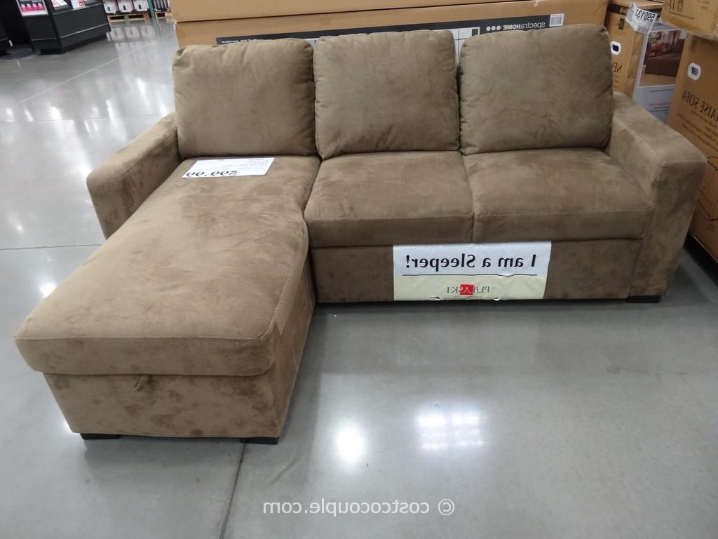 Sectional Sofa Design: Elegant Sectional Sofa With Chaise Costco Inside Recent Costco Chaise Lounges (View 12 of 15)