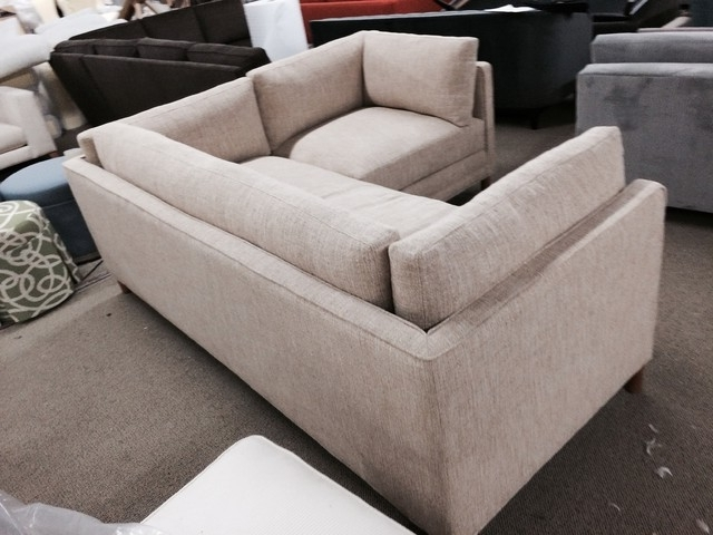Sectional Sofa Design: High End Sectional Sofas For Small Spaces In Most Popular Small Sectional Sofas For Small Spaces (View 6 of 10)