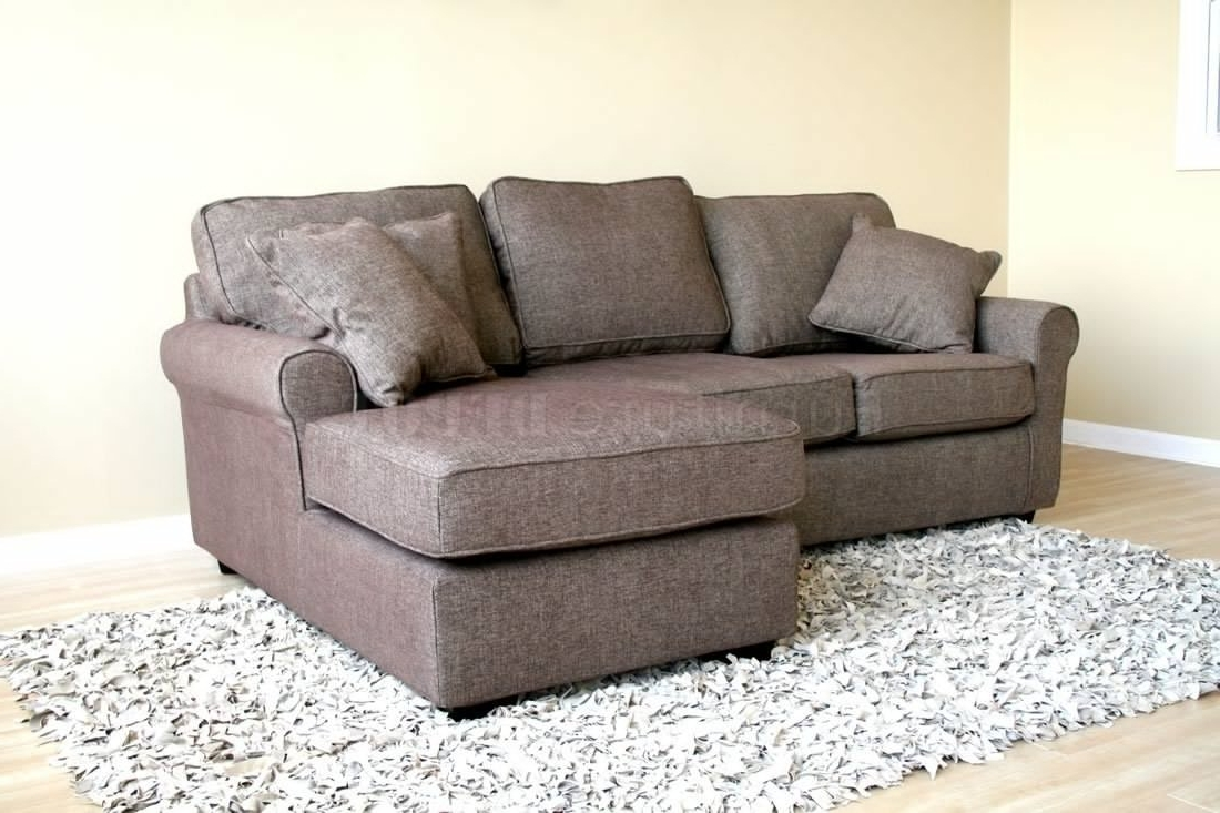 Sectional Sofa Design: Small Sectional Sofas Recliners Chaise Sale With Most Recent Small Chaise Sofas (View 12 of 15)