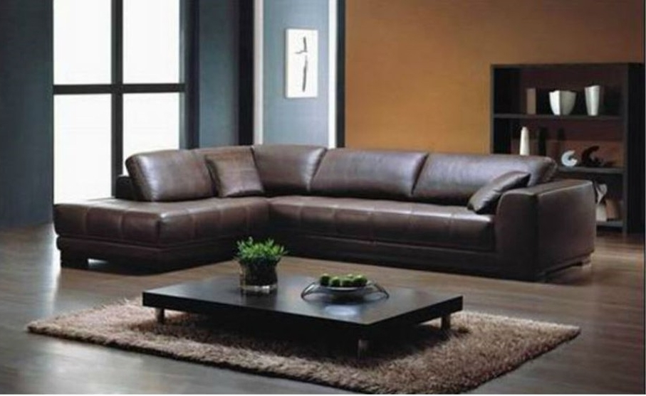 Sectional Sofa: High Quality Leather Sectional Sofas Coffee Throughout Widely Used High End Leather Sectional Sofas (View 6 of 10)