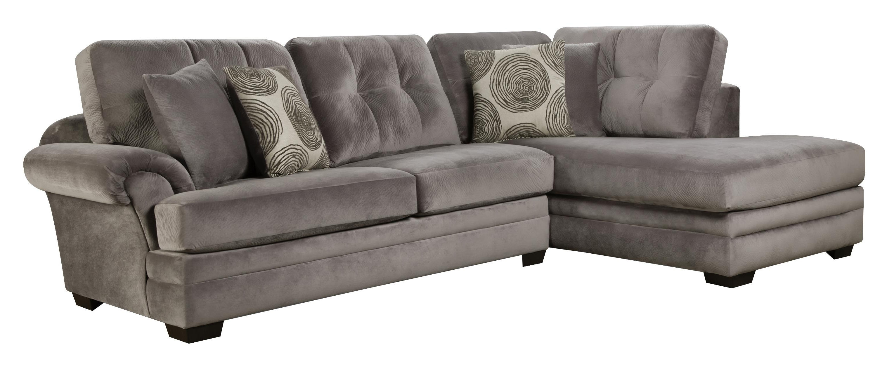 Sectional Sofas With Chaise Within 2017 Sectional Sofa With Chaise (On Left Side)Corinthian (View 14 of 15)