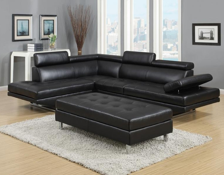 Sectional Sofas With Ottoman In Recent Ibiza Sectional And Ottoman Set (View 8 of 16)