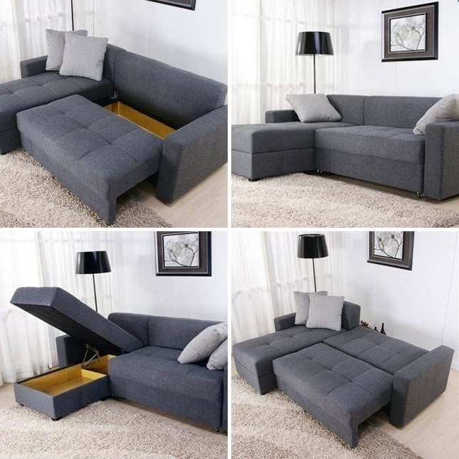 Sectional Sofas With Storage – Foter Inside Most Recent Sectional Sofas With Storage (View 6 of 10)