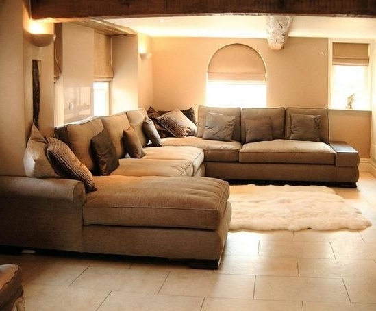 Sectional Throughout Widely Used Extra Large Sectional Sofas (View 8 of 10)