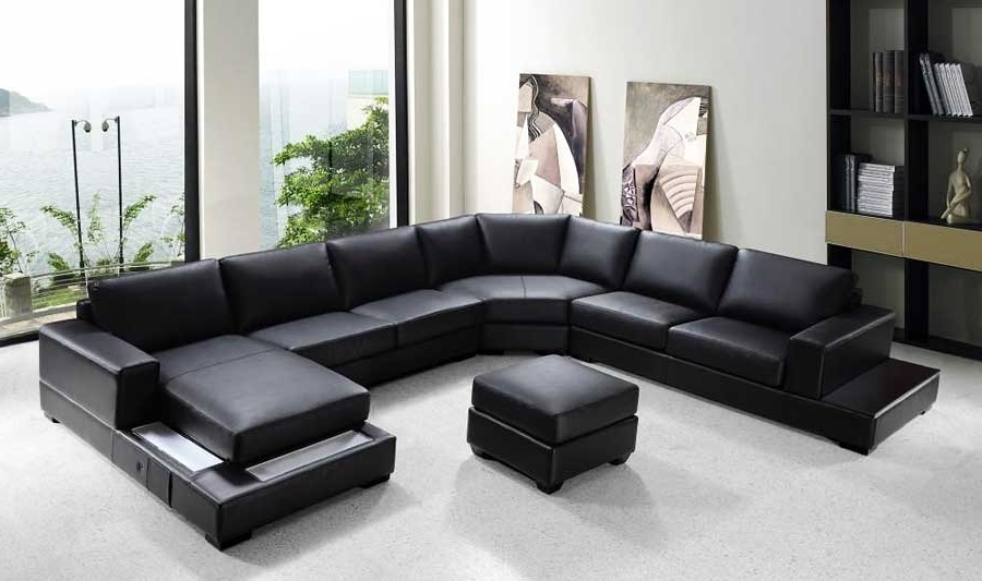 Sectionals With Regard To Most Recent Sleek Sectional Sofas (View 6 of 10)