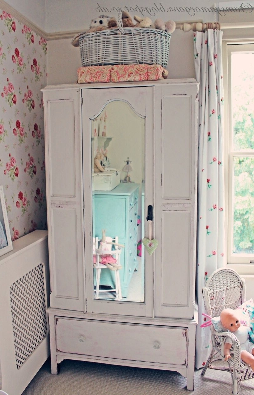 Shabby Pertaining To Most Popular Cheap Shabby Chic Wardrobes (View 13 of 15)