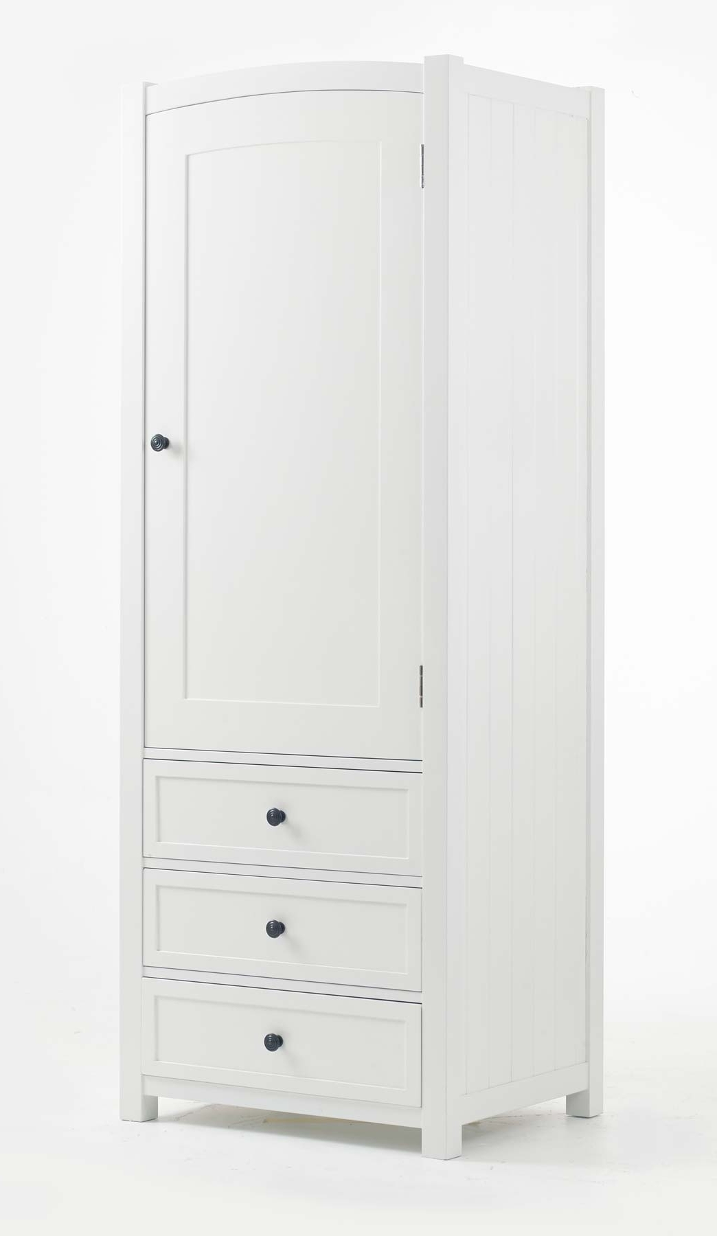 Single Wardrobes With Regard To Most Recently Released Tall Single Wardrobe With Drawers • Drawer Ideas (View 9 of 15)