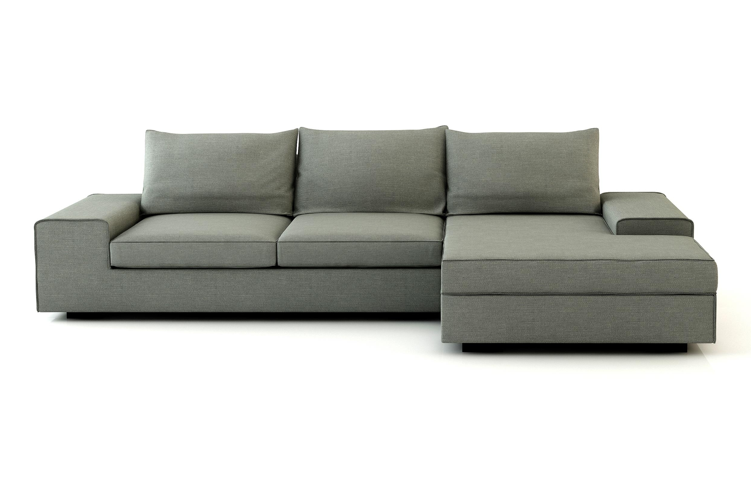 Sleeper Sectionals With Chaise For 2018 Blumen Chaise Sectional (View 5 of 15)