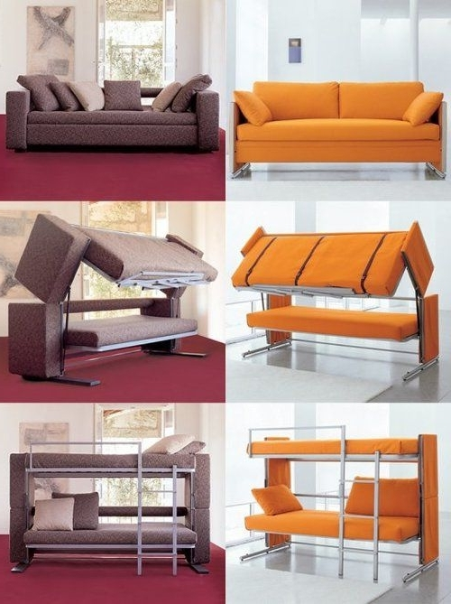 Sleeper Sofas, Bunk Bed (View 7 of 10)