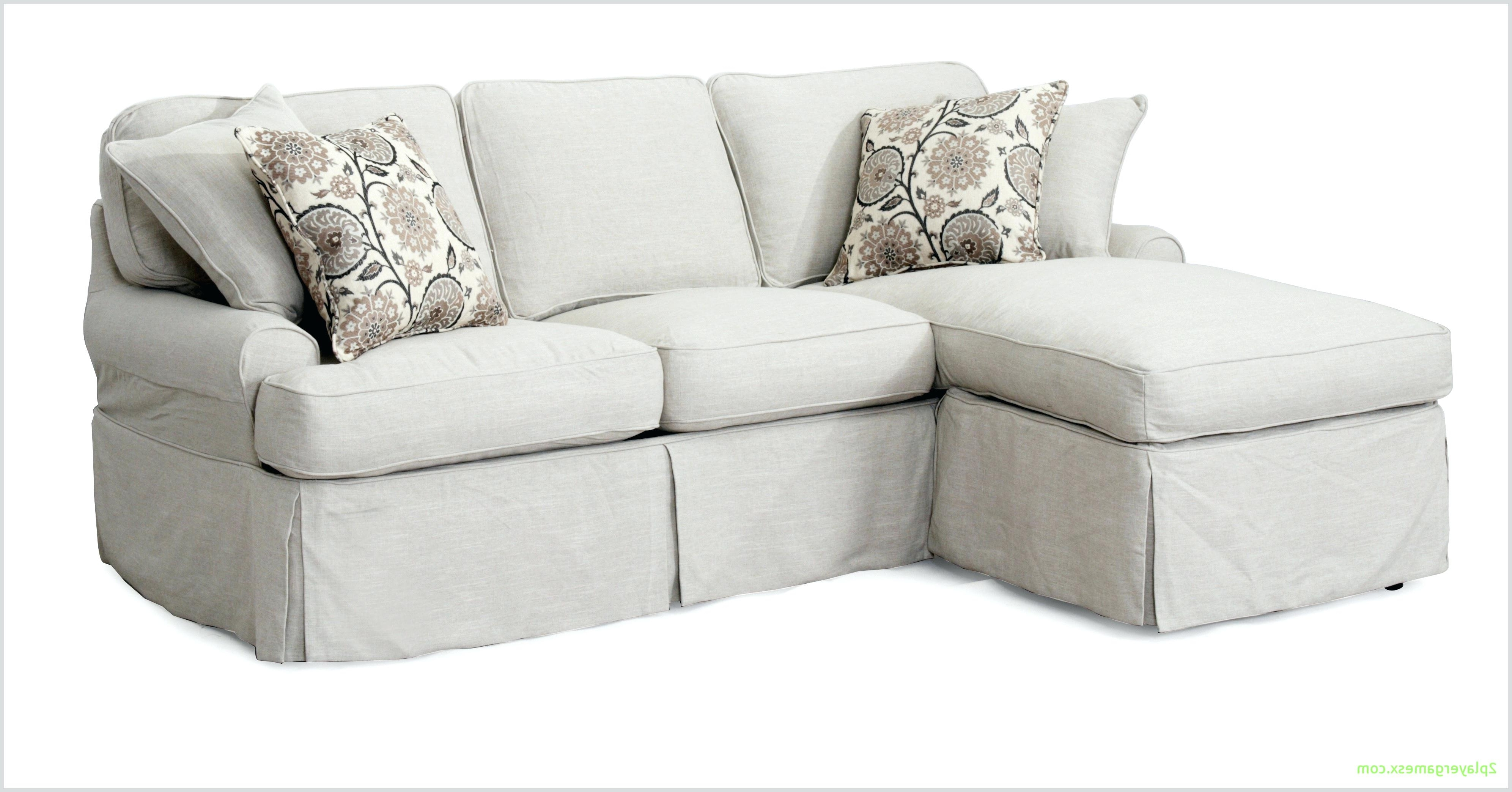 Slipcover For Sectional Slipcovers Couches With Recliners With Regard To Widely Used Chaise Slipcovers (View 10 of 15)